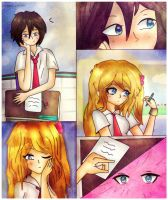 ~Comic: Freddoy (FNAFHS) part 1 by ItsCami