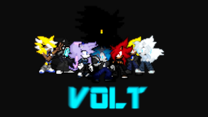 VOLT Cast by IzzLenovo
