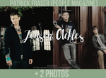 Jensen Ackles | Patrick Fraser by N0xentra