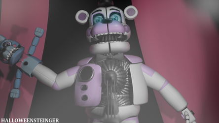 (FNAF SL) Stage Fright by HalloweenSteinger