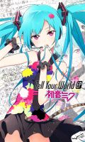 Tell your World EP Phone Wallpaper v1.1 by IWSFOD-D