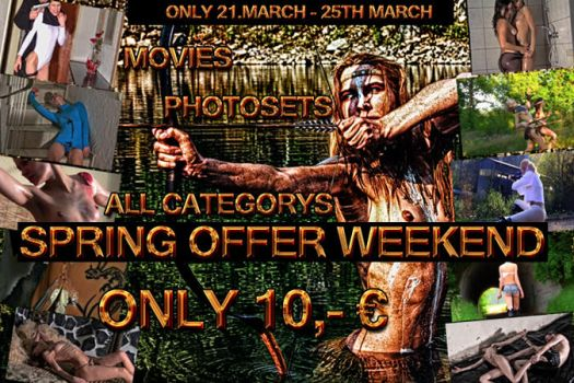 Last Day - Spring 14 Offer by FantasyBabes