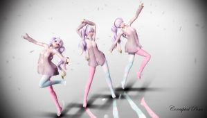 'Live and Sassy' Pose Download Pack by CorruptedDestiny