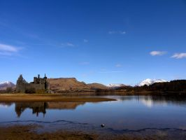 Kilchurn by celtes