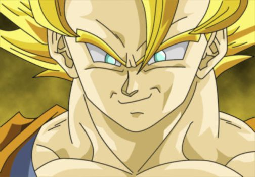 SSJ 2 Goku Coloured by YoungTalent93