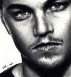 Leonardo DiCaprio by Doctor-Pencil