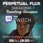 Twitch Session 1! by Jolsonart