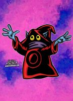 Orko from He-Man and the Masters Of The Universe! by CreedStonegate