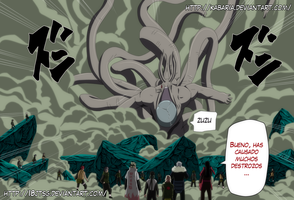 Naruto 631 - The Juubi by 18JTSG