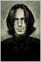 Severus Snape by G672