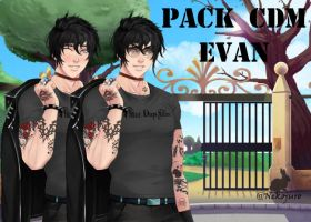 Pack CDM Evan by WeenyLegia
