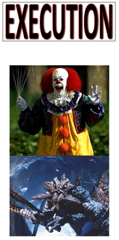 Execution: Pennywise the Dancing Clown by Mdwyer5
