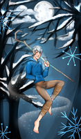 Jack Frost by TofusaurButt