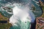 Niagara Falls from Above 2 by rosswillett
