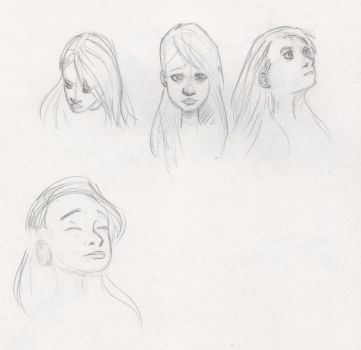 2014 09 07 Girl Character-300 by Sylvainhibou
