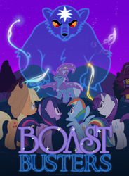 Boast Busters Movie Poster by Timon1771