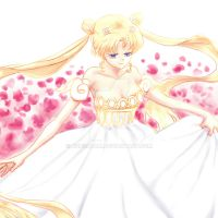 Princess Serenity by nunsaram