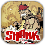 Shank Game Icon by Wolfangraul