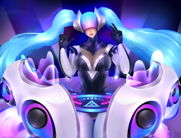 DJ SONA by NoUsernameIncluded