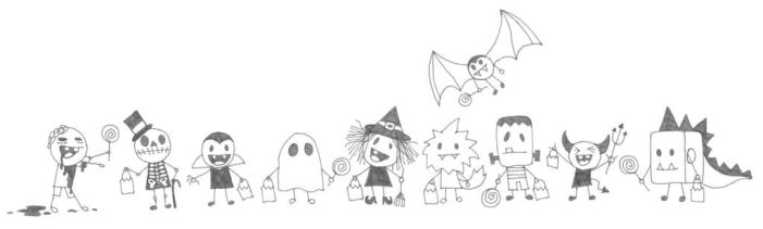 Trick Or Treat by me-tal