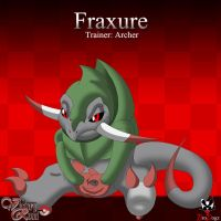 Victory Road - Fraxure