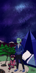 Ip Pageant_-_ Stargazing by ProjectHalfbreed