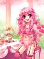 SV: Pink Pastries by Starlipop