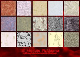 Marble C Patterns by silver-