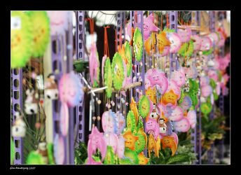 Hanging Mobiles by gilonm
