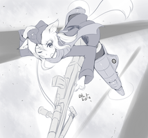 Evasive Action! by BookmarkAHead