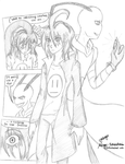 upcoming IZ (it's more on ZADR really) comic... by Miikage