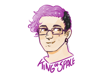 King of Space by PikiiOfficial