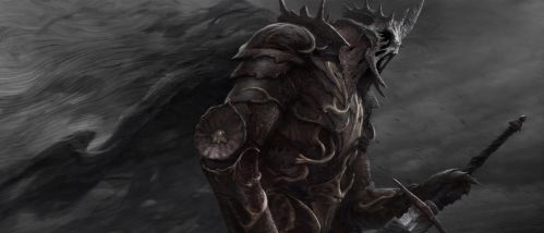 Witch-king of Angmar by Vulpes-Ibculta
