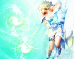 Aion Wallpaper by Xiaochan