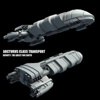 Arcturus Transport WIP by DrMan