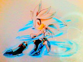 SILVER THE HEDGEHOG by NeoDarkSonic