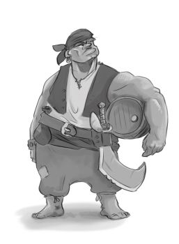 Pirate 1 by br50