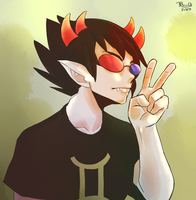 Sollux Captor by BlooDinner
