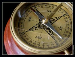 Compass by Irena-N-Photography