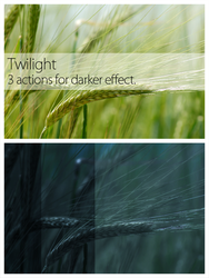 Twilight actions by zummerfish