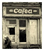 Old Cafe by Pagina7Lipsa