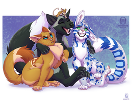The four by kyander