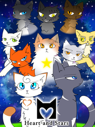 Heart and Stars poster 1 by mihopony