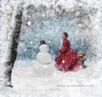 A Snowfall At Christmas by Kerri--Jo
