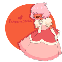 Padparadscha by StarEmerald-Chan