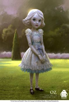 Oz the Great and Powerful - China Girl by michaelkutsche