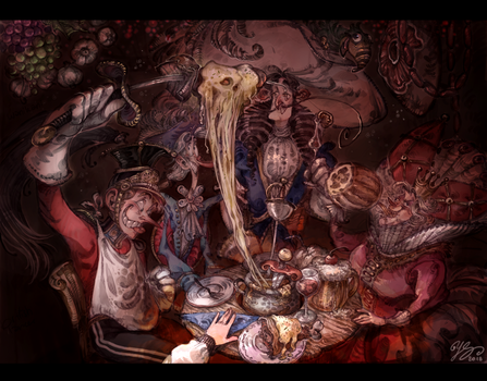 Dinner of Centuries by eissaY