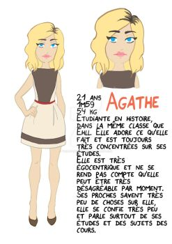 OC Agathe by Tailspoissonchat