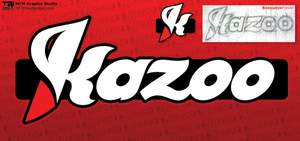 OLD: Kazoo Logo by MVRH