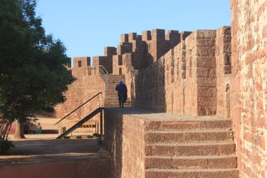 Silves castle by Andre-anz